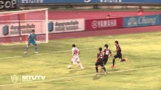 MTUTD.TV Highlight Police United 1-2 SCG Muangthong United Thai Premier League - Round 21