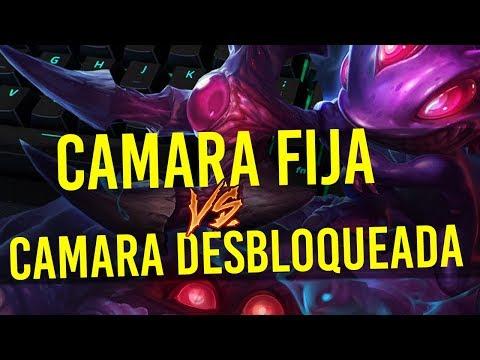 CÁMARA FIJA vs CÁMARA DESBLOQUEADA, ¡APRENDE A DOMINAR EN LEAGUE OF LEGENDS! Fizz Gameplay thumbnail