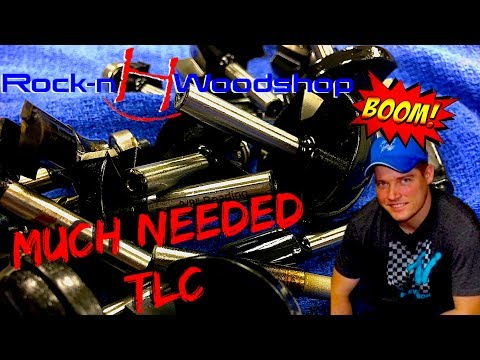 How to do a little TLC in your shop!
