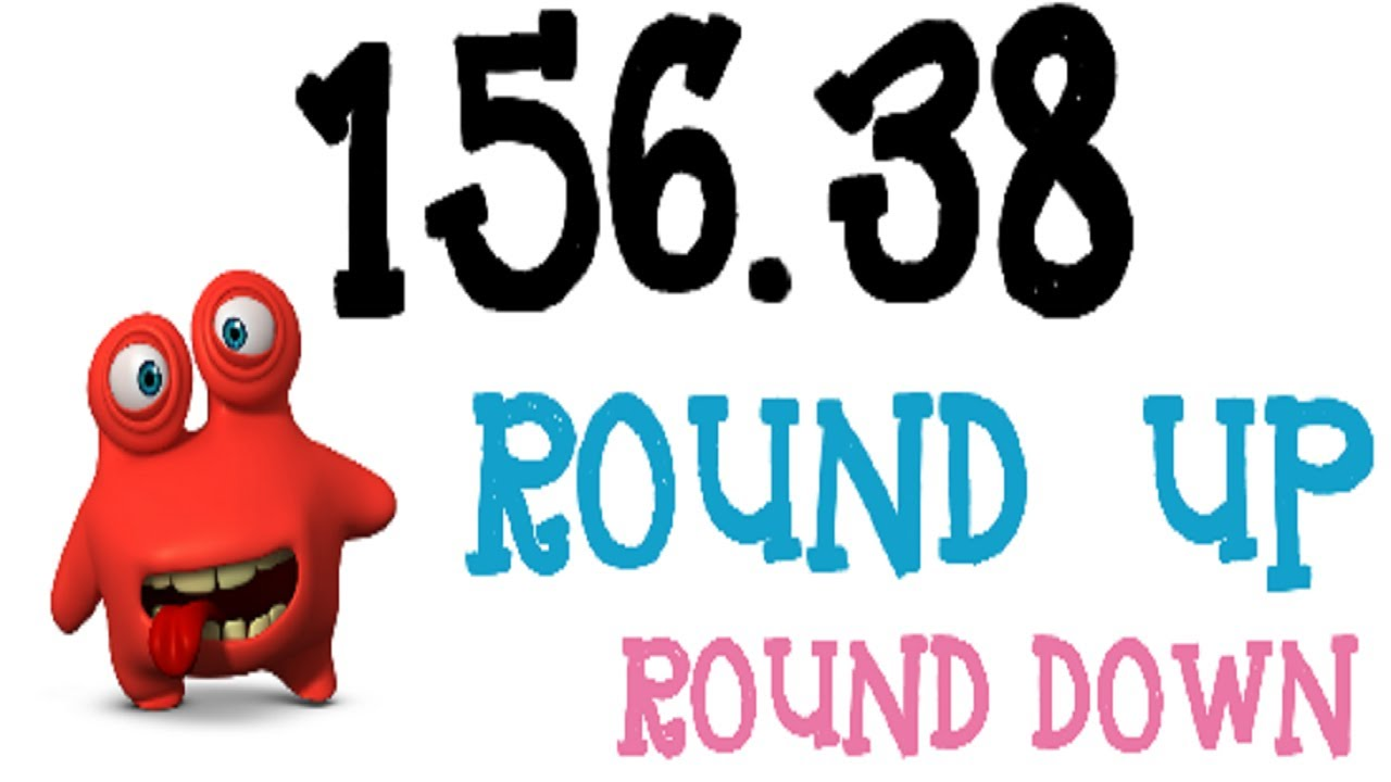 Worksheet Math Rounding Numbers rounding whole numbers math concepts for kids youtube kids