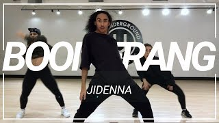 Jidenna | Boomerang | Choreography by Derick Robinson