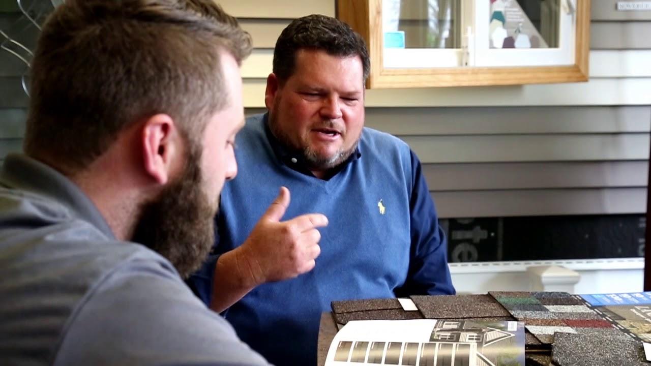 Exteriors Of Lansing   Customer Testimonial