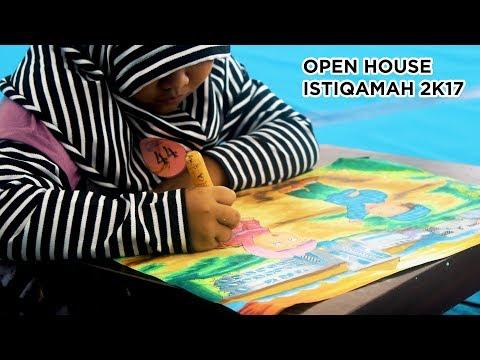 Open house SMPIT Istiqamah Balikpapan 2K17