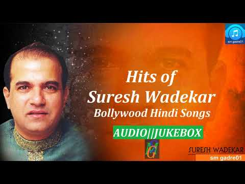 Best of Suresh Wadkar Superhit Hindi SongsBollywood HindiJukebox Songs