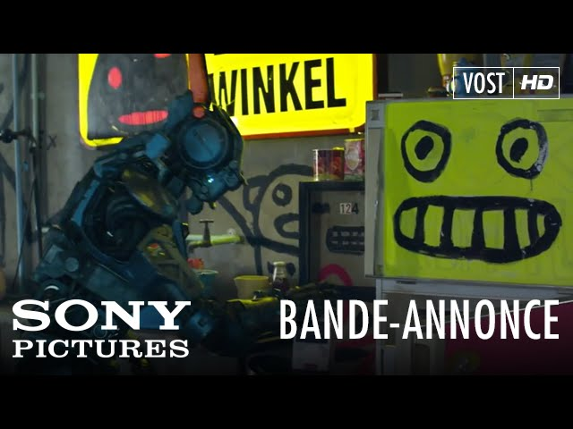 Chappie - Bande-Annonce - VOST