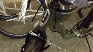 Велосипед круизер Schwinn Panther Matte Green(Купить велосипед круизер Schwinn Panther в Санкт-Петербурге в интернет-магазине: http://trenager.ucoz.com/shop/4901/desc/velosiped-kruizer-sch..., 2013-04-08T08:44:13.000Z)