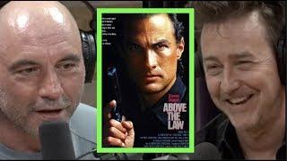 Edward Norton's Appreciation of Steven Seagal | Joe Rogan