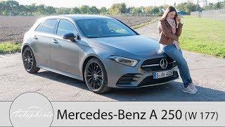 2018 Mercedes-Benz A-Klasse A 250 7G-DCT Fahrbericht / Unschlagbar gut? - Autophorie