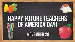 Lawton Public Schools: Future Teachers of America Day
