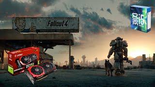 Fallout 4 - GTX 1060 6GB + Intel i5 6600K (Ultra Settings, 1080p)