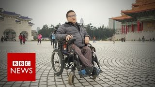 The charity helping disabled people with sex - BBC News