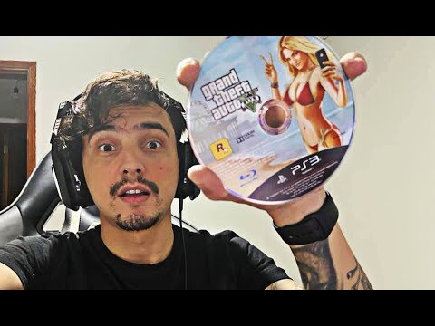 Jogando GTA 5 Online EM 2020 NO PS3!!!