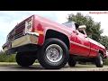 1987 Chevy Silverado 4x4 Texas survivor original Squarebody C/K truck