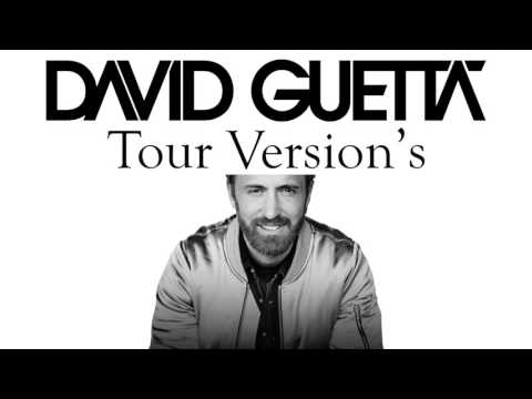 | The Weekend Starboy | David Guetta Remix | Tour Version's |