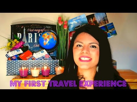 First Travel Experience | MEXICO