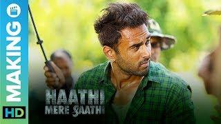 A Ride To Remember | Haathi Mere Saathi - Behind The Scenes | Pulkit Samrat | Prabu Solomon