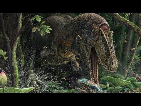 Dynamoterror - A New Tyrannosaur