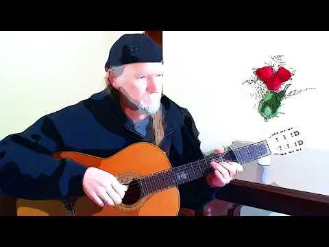 Blue Moon - Guitar