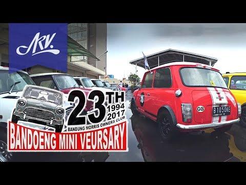 25. Bandung Mini Veursary 2017 | BTC Pasteur Bandung