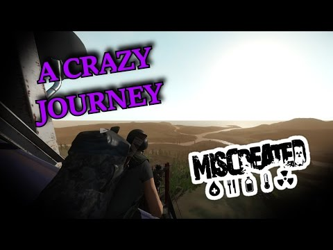 ☢The Miscreated Journey - EP 1. THE JOURNEY TO LOOT HAVEN WITH (TMGonScreen)