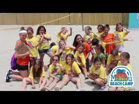 Malibu Beach Camp Kicks off Summer 2017!!