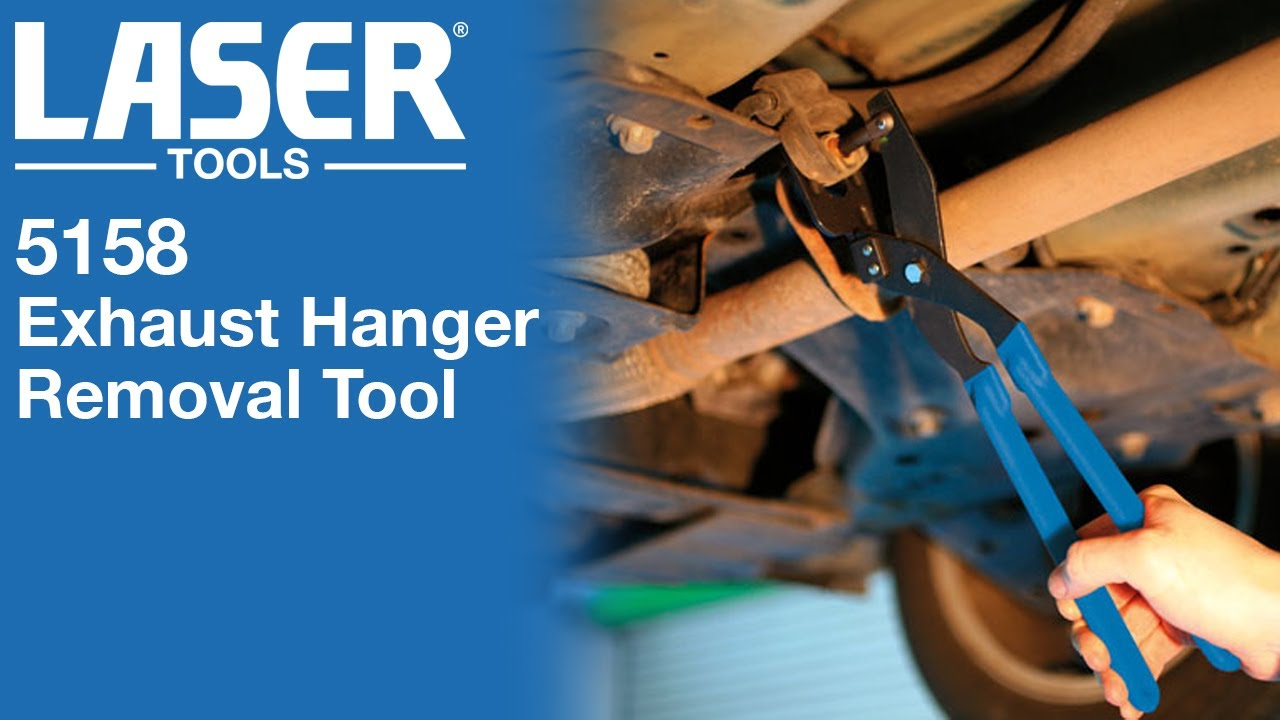5158 exhaust hanger removal tool laser tools