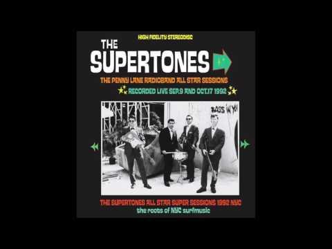 THE SUPERTONES THE PENNY LANE RADIOBAND RECORDINGS FROM 1992 FULL ALBUM