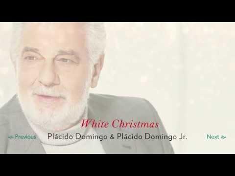 Plácido Domingo - My Christmas - Album Preview