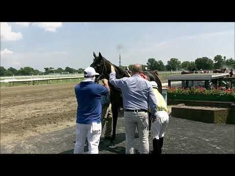 video thumbnail for MONMOUTH PARK 07-26-20 RACE 4