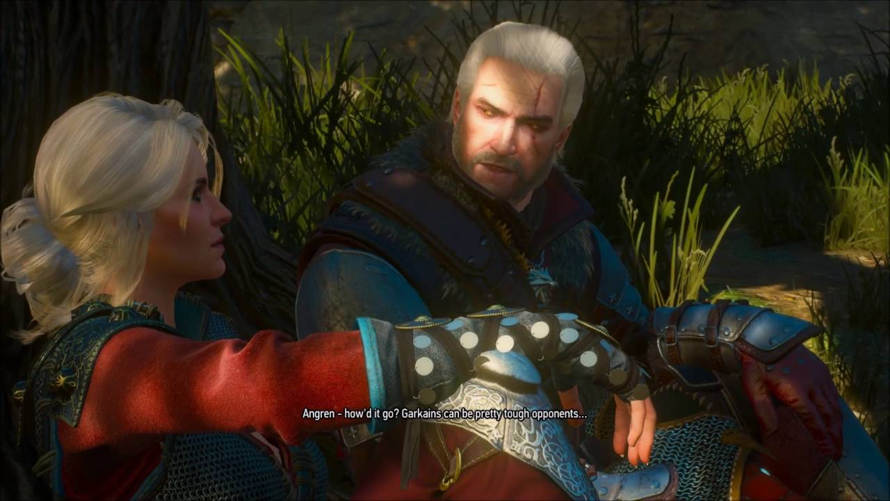 binary domain romance options witcher