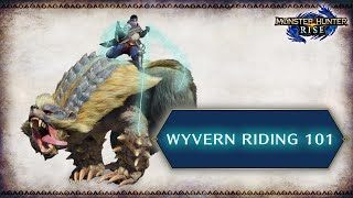 Take the reins and turn monsters onto each other! learn ropes of powerful wyvern riding technique with this tutorial. #mhrise #monsterhunter #capcomh...