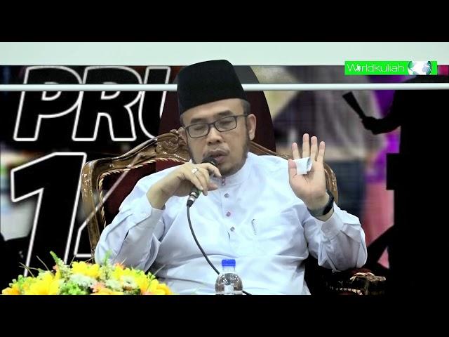 SS Dato Dr Asri-Perasuah Tetap Steady