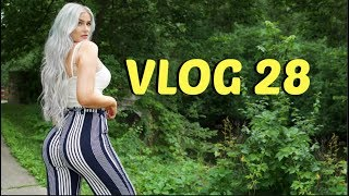 VLOG 28 /// We got kicked out of a campsite!