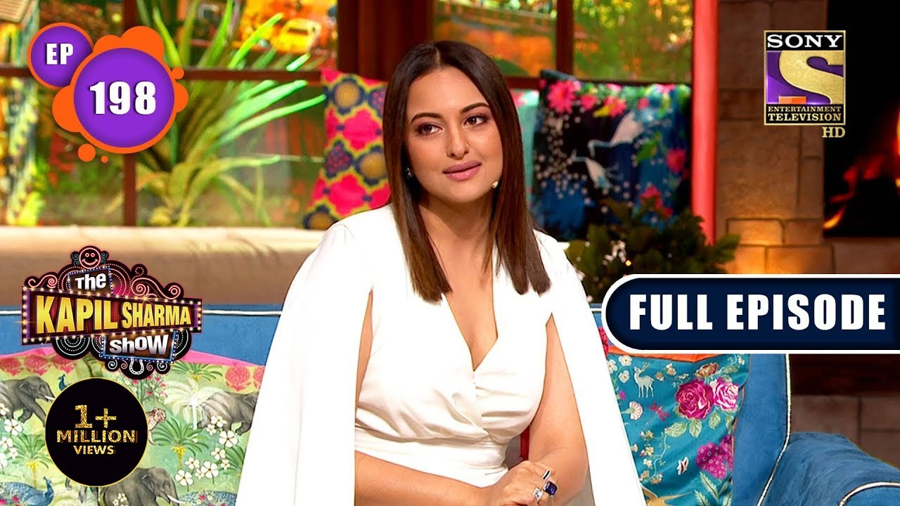 The Kapil Sharma Show New Season  A Fun Night With Sonakshi   EP 198  Full Episode 24th Oct 2021
