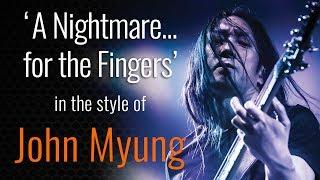 Giants of Bass - John Myung (Dream Theater)