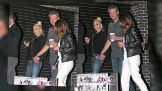 Gwen Stefani Shoots Down Blake Shelton Rumors | Splash News TV | Splash News TV