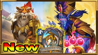 Hearthstone: New OTK Shirvallah With Nozdormu the Timeless Is Actually Working | Descent of Dragons