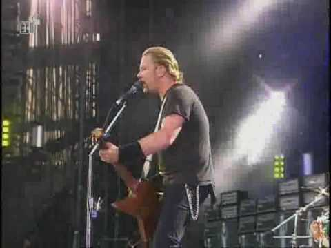 Metallica - Leper Messiah (Live Rock im Park 2003)
