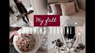 MY FALL MORNING ROUTINE ▹ Zaramiraa