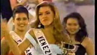 Miss Universe 1996 - Alicia Machado (VEN...