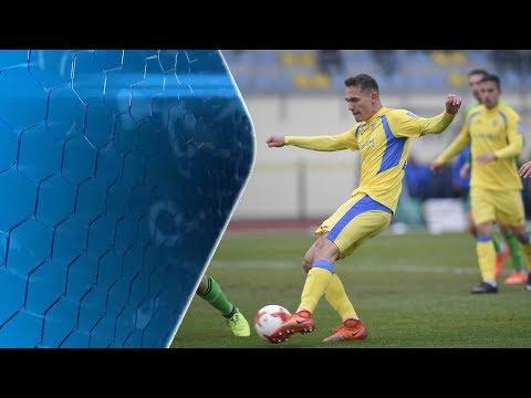 16. krog: Domžale - Krško 1:0 ; Prva liga Telekom Slovenije 2017/18