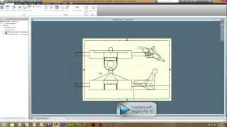 Autodesk Inventor 2014 - How To Make A Professional Working Drawing