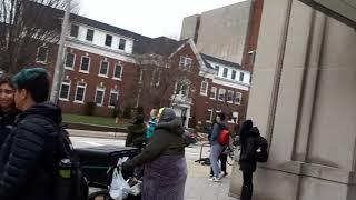 イリノイ大学アーバナ・シヤンペーン校のストライキ