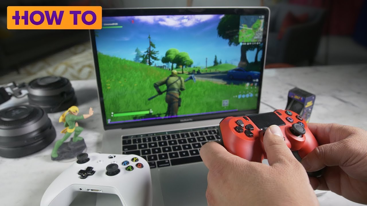 Connect Ps4 And Xbox One Controllers To Your Mac Youtube