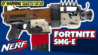 Nerf Fortnite Tactical SMG In Real Life (Part 1)