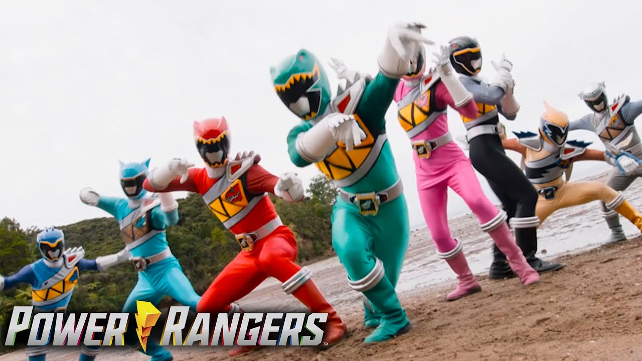 Download Power Rangers em português | Dino Super Charge | Episódio Completo | E10 | Foi Fishin