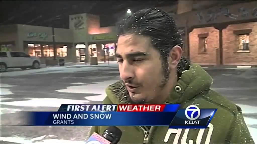 New Mexico Winter Weather In Grants