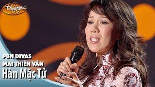 TÌNH KHÚC VÀNG | Hàn Mặc Tử - Mai Thiên Vân | PN Divas