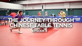 STIGA Presents The Journey Through Chinese Table Tennis - Episode 4(The fourth and final episode from our film about Table Tennis in China, with exclusive videos from the Chinese national training center. The episodes will be ..., 2015-04-25T10:45:34.000Z)