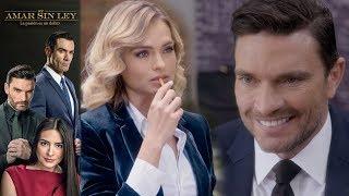 Por Amar Sin Ley 2 - Capítulo 51: Michelle quiere ganar la confianza de Carlos  - Televisa